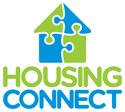 Image of the Housing Connect logo