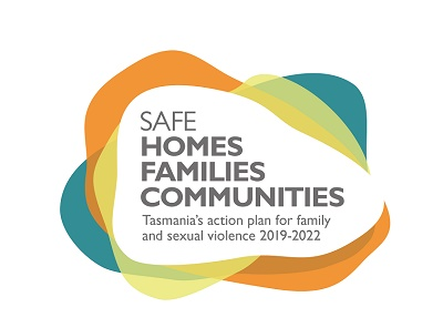 Safe Homes Families Communities logo
