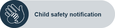 Child Safety Button