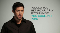 Would You bet Regulary if You Knew You Couldn't Win?