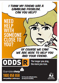 OODS R Need Help with Someone Close to You?